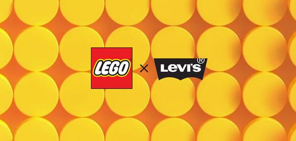 LEGO x LEVI'S : la collection issue de la collaboration entre les deux marques est disponible