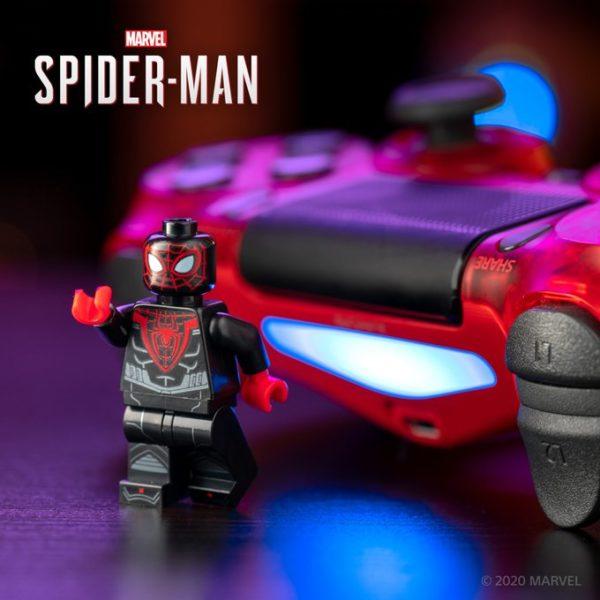 Classic Suit Miles Morales : la prochaine minifig exclusive LEGO Marvel Super Heroes