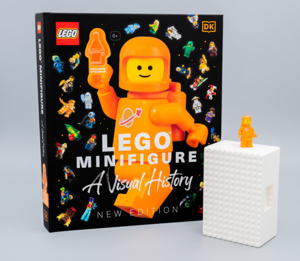 LEGO Minifigure A Visual History New Edition