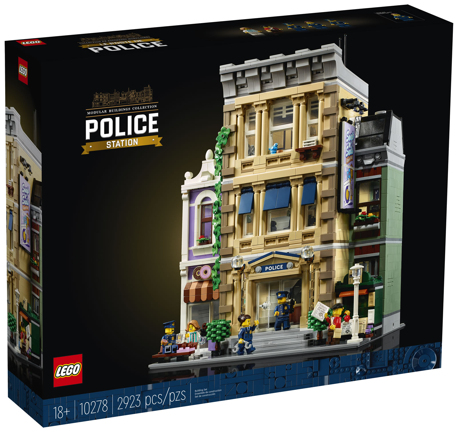 LEGO : Ze topik =) - Page 5 10278-lego-modular-police-station-box-front