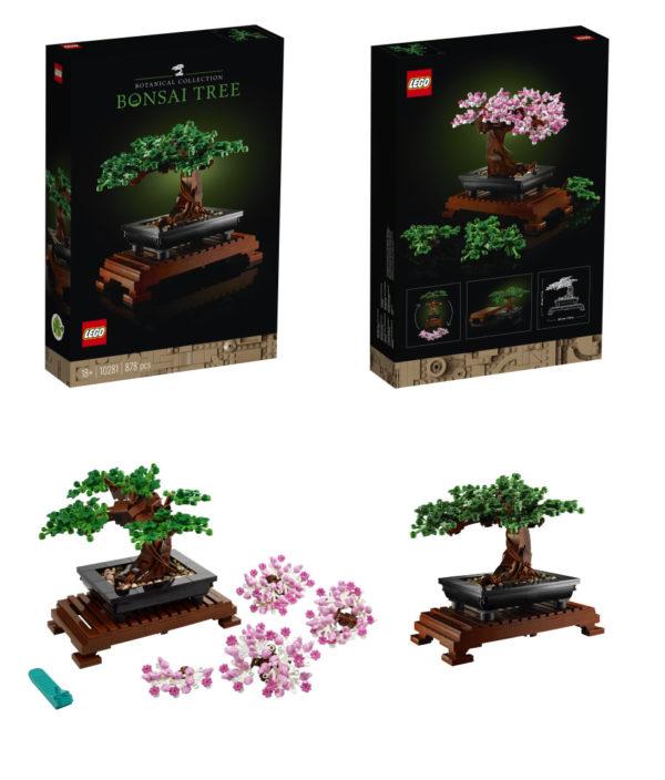 10281 Bonsaï Tree