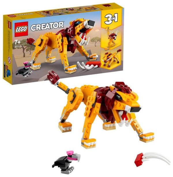 31112 Wild Lion