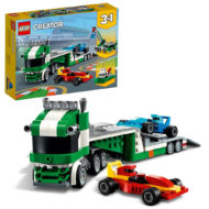 31113 Race Car Transporter