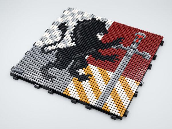 LEGO ART 31201 Harry Potter Hogwarts Crests