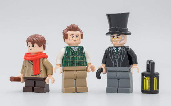 LEGO 40410 Charles Dickens Tribute