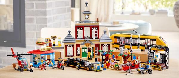LEGO CITY 60271Main Square