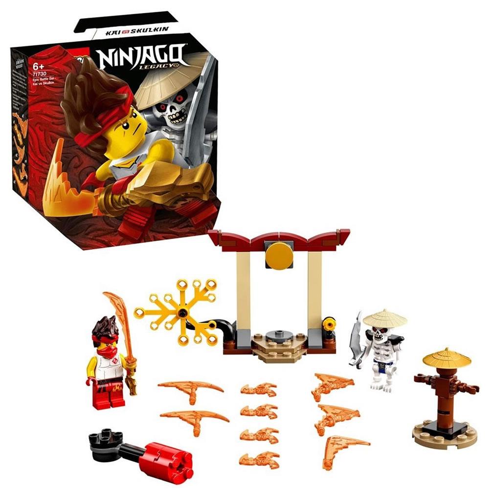 ▷ Nouveautés LEGO Ninjago 2021 : quelques visuels officiels sont
