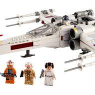 75301 Luke Skywalker's X-wing Fighter