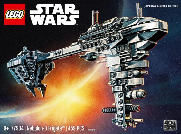 LEGO Star Wars 77904 Nebulon B-Frigate