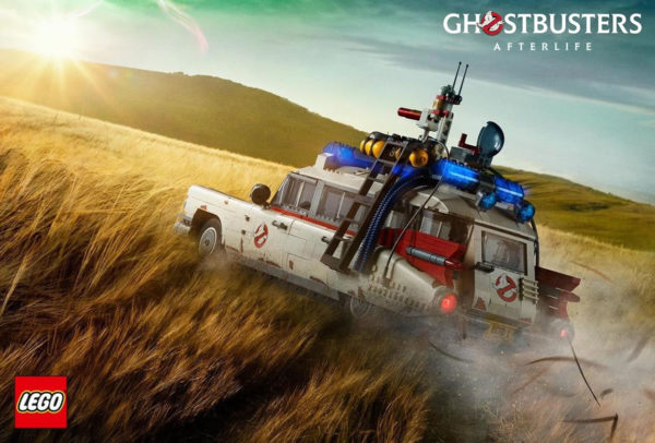 LEGO 10274 Ghostbusters ECTO-1
