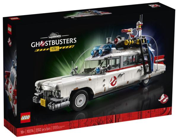 LEGO 10274 Ghostbusters ECTO-1