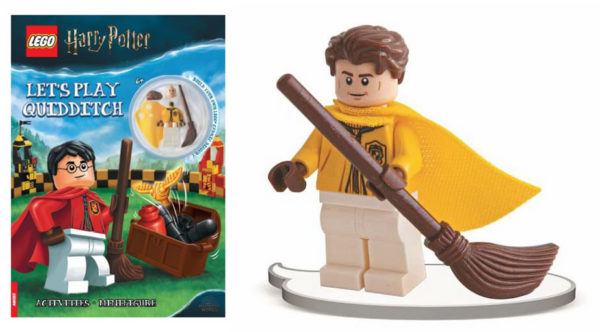 lego harry potter cedric diggory quidditch minifigure outfit 2021