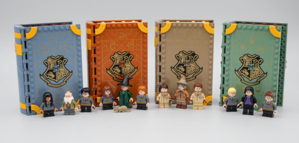 lego harry potter hogwarts moments books review hothbricks 36
