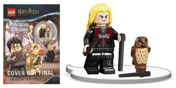 lego harry potter lucius malfoy diagon alley outfit 2021