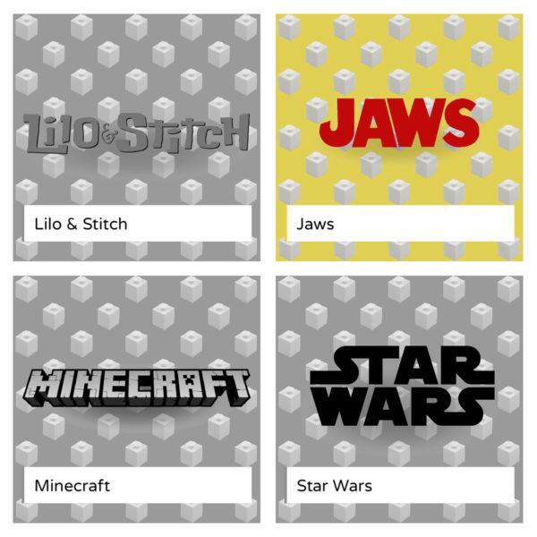 Les Dents de la Mer (JAWS) en version LEGO ? C'est possible !