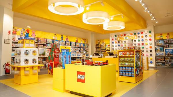 Un LEGO Store ouvrira ses portes à Bruxelles au printemps 2021