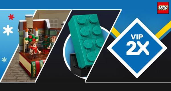Week-end VIP sur le Shop LEGO : C'est parti !