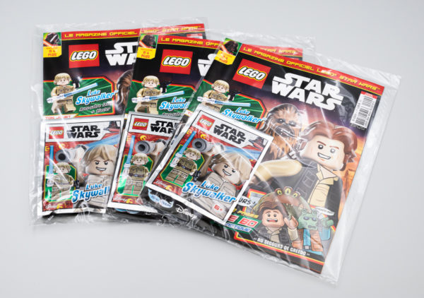 Magazine officiel LEGO Star Wars - Novembre 2019