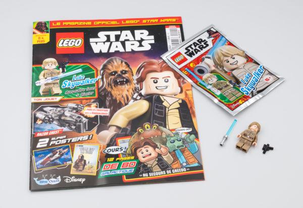 Magazine officiel LEGO Star Wars - Novembre 2019