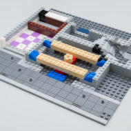 LEGO Modular Buildings Collection 10278 Police Station