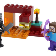 LEGO 30331 Minecraft The Nether Duel