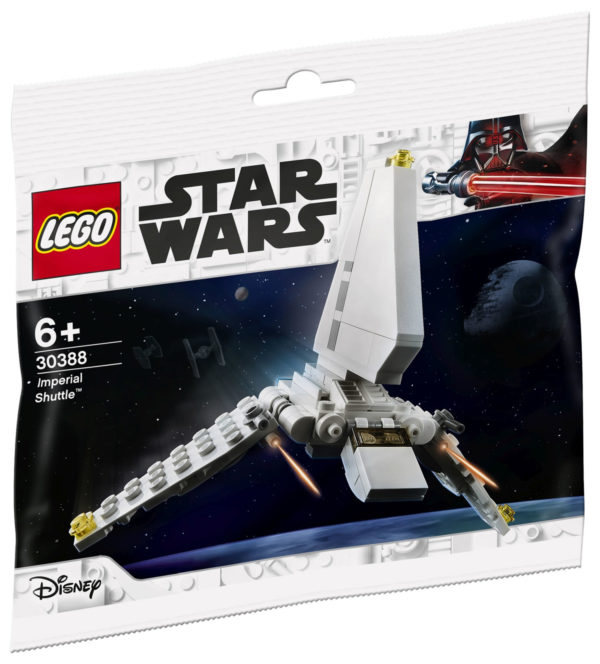 LEGO 30388 Star Wars Imperial Shuttle