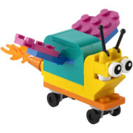 LEGO 30563 Classic Build a super powered snail