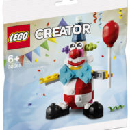 LEGO 30565 Creator Birthday Clown