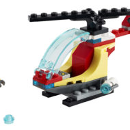 LEGO 30566 City Fire Helicopter