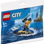 LEGO 30567 City Police Jet Ski