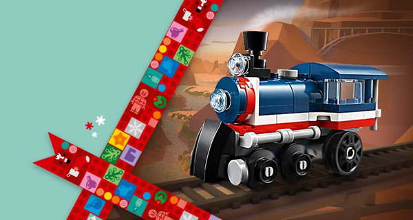 LEGO Creator 30575 Train