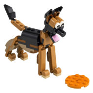 LEGO 30578 Creator German Shepherd (3in1)