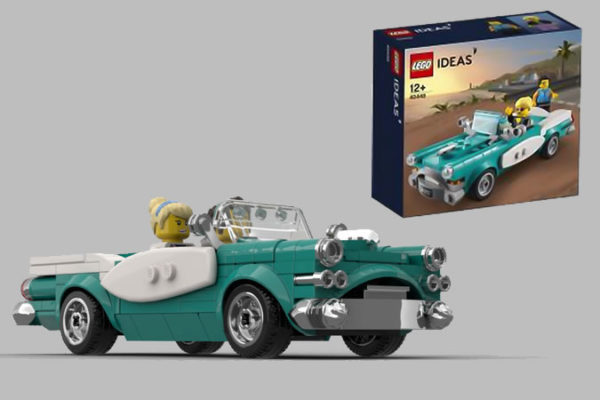 LEGO Ideas 40448 Vintage Car