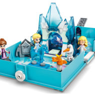 LEGO Disney 43189 Elsa and the Nokk StoryBook Adventures