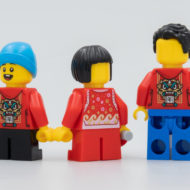 LEGO Chinese New Year 2021 80106 Story of Nian