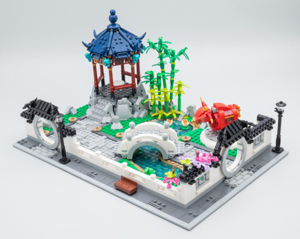 LEGO Chinese New Year 2021 80107 Spring Lantern Festival