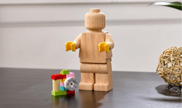 Figurine en bois LEGO Originals (853967)