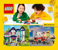 Die amptelike LEGO katalogus