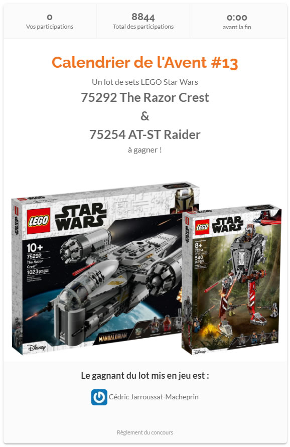 concours 75292 75254 hothbricks