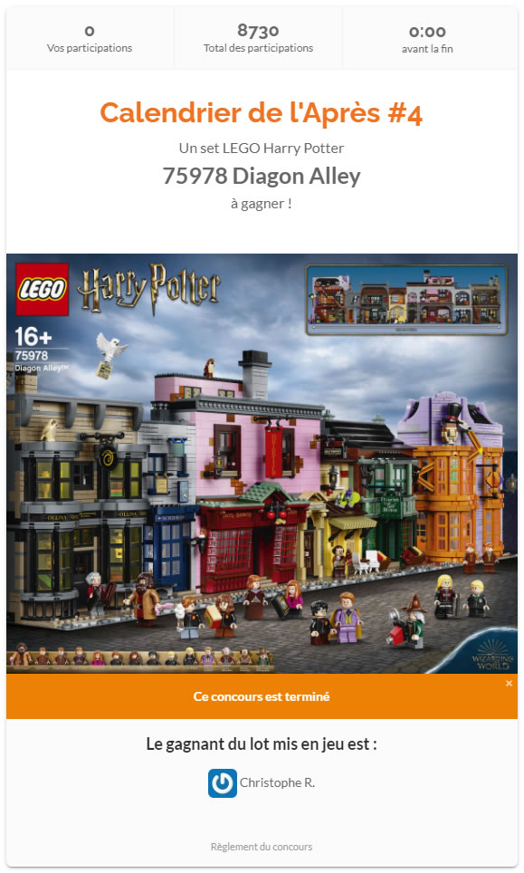 concours 75978 hothbricks