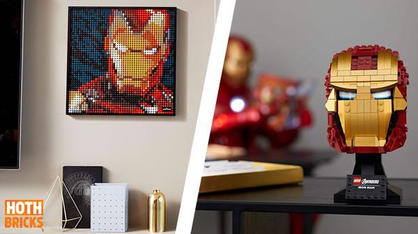 Calendrier de l'Avent Hoth Bricks #7 : Un lot de sets LEGO Marvel Super Heroes à gagner