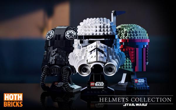 Calendrier de l'Avent Hoth Bricks #10 : Un lot de trois sets LEGO Star Wars à gagner