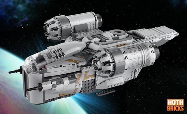 Calendrier de l'Avent Hoth Bricks #13 : Un lot de sets LEGO Star Wars à gagner