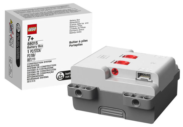 Battery Box Powered UP (88015)