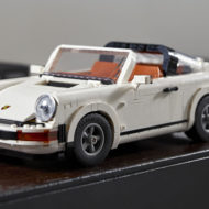LEGO Vehicle Collection 10295 Porsche 911 Turbo & 911 Targa