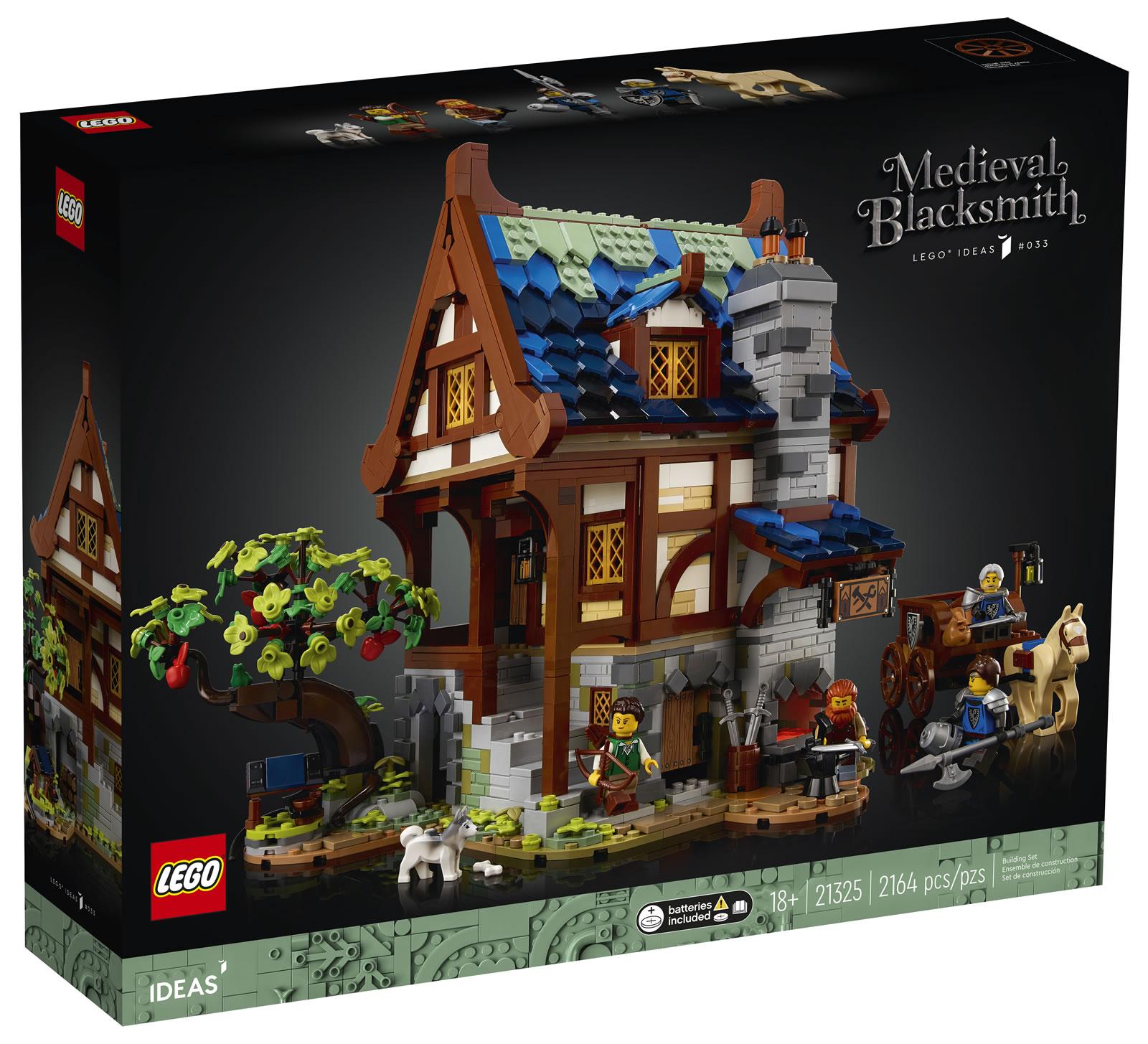 LEGO : Ze topik =) - Page 7 21325-lego-ideas-medieval-blacksmith-box-front