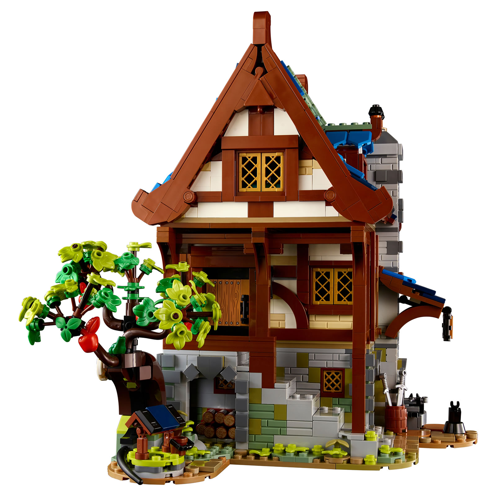 LEGO : Ze topik =) - Page 7 21325-lego-ideas-medieval-blacksmith_8-1