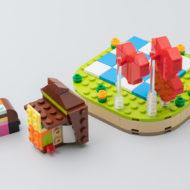 LEGO 40462 Valentine's Brown Bear