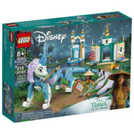 LEGO Disney 43184 Raya and Sisu Dragon