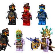 EGO Ninjago 71747 The Keepers' Village